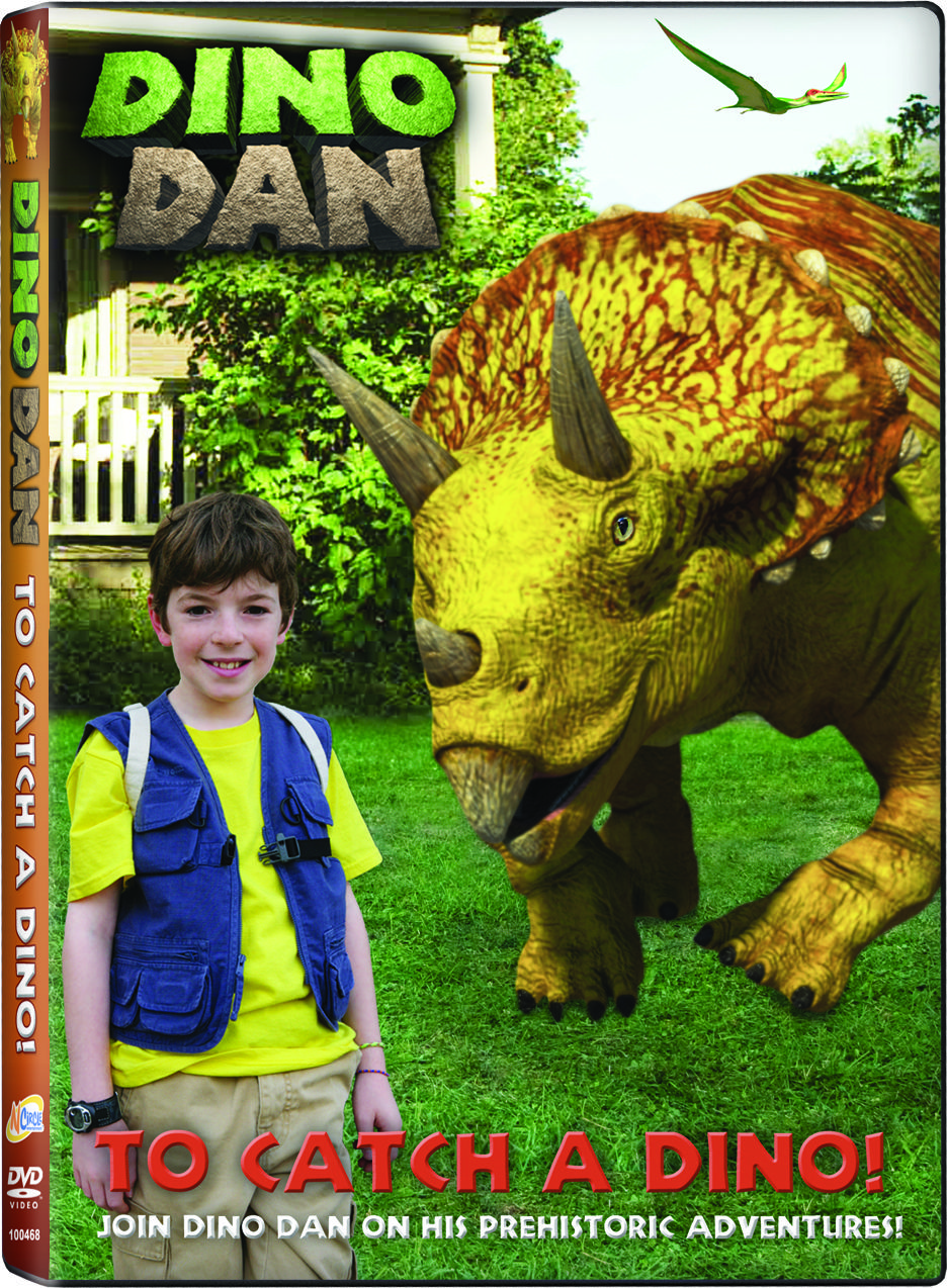 Pin By Ncircle Entertainment On Dino Dan Dinosaur Dvd