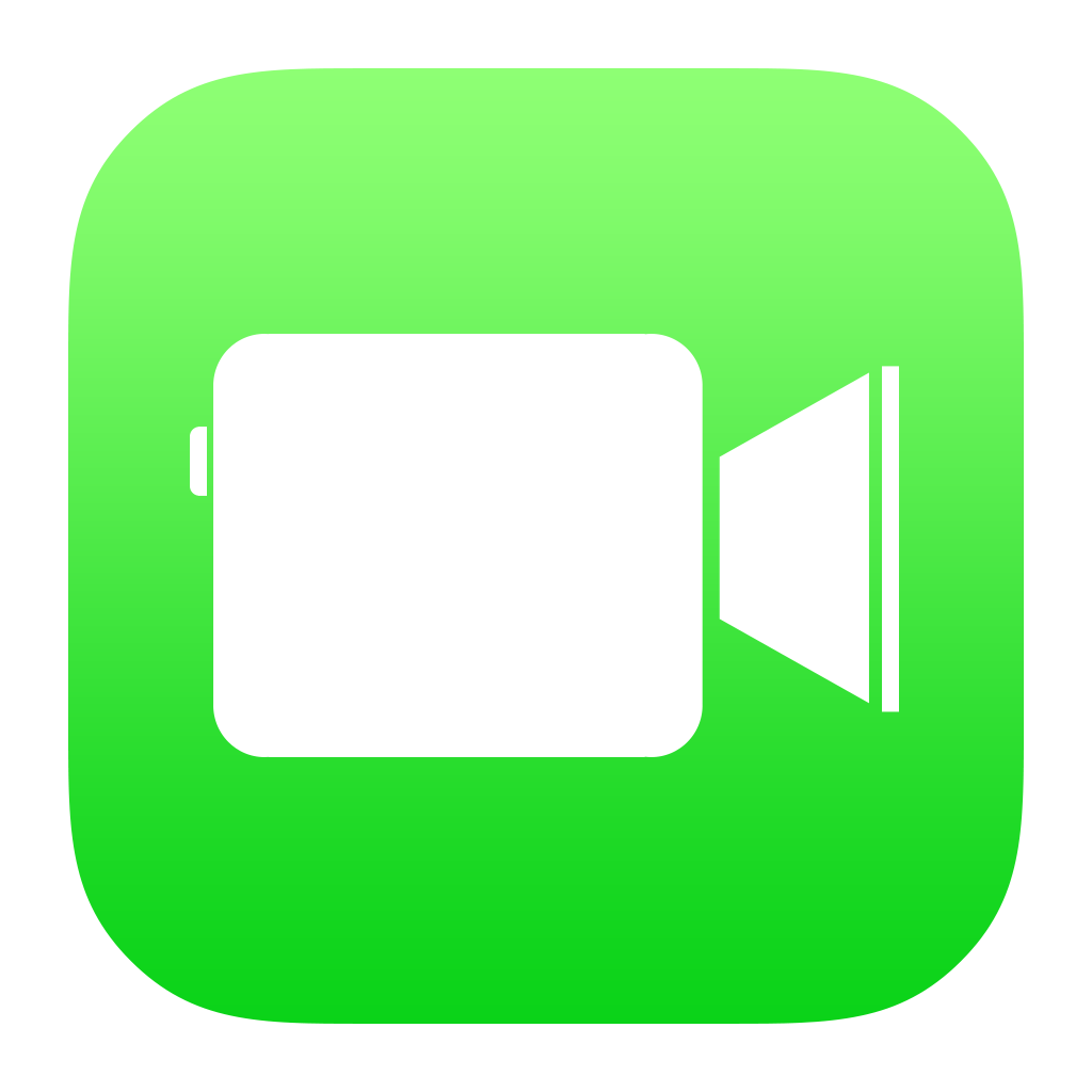 Facetime Icon PNG Image Facetime, App logo, Voip call