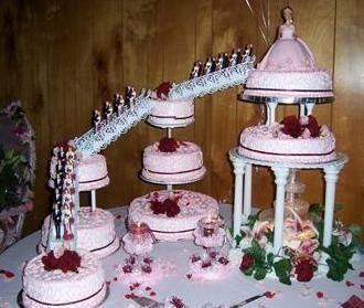 Cake Boss Doll Tin