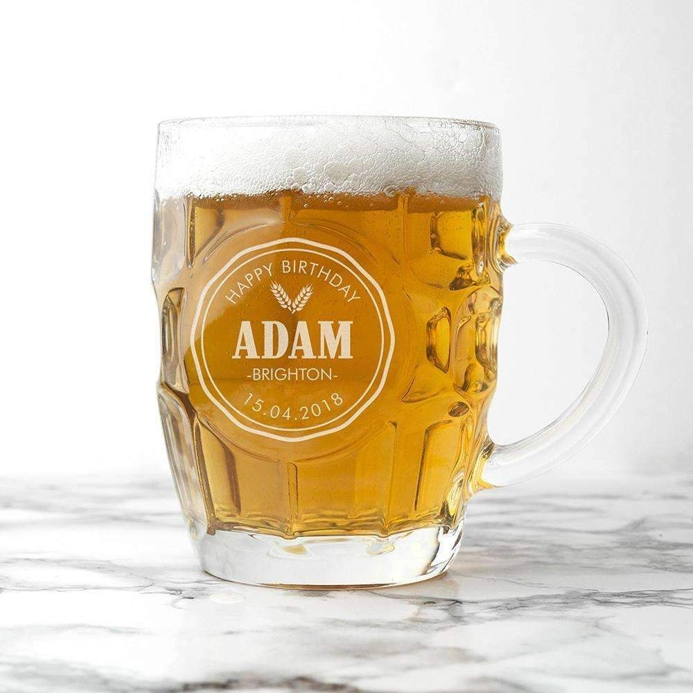 A traditional beer stein thats the perfect gift for him
