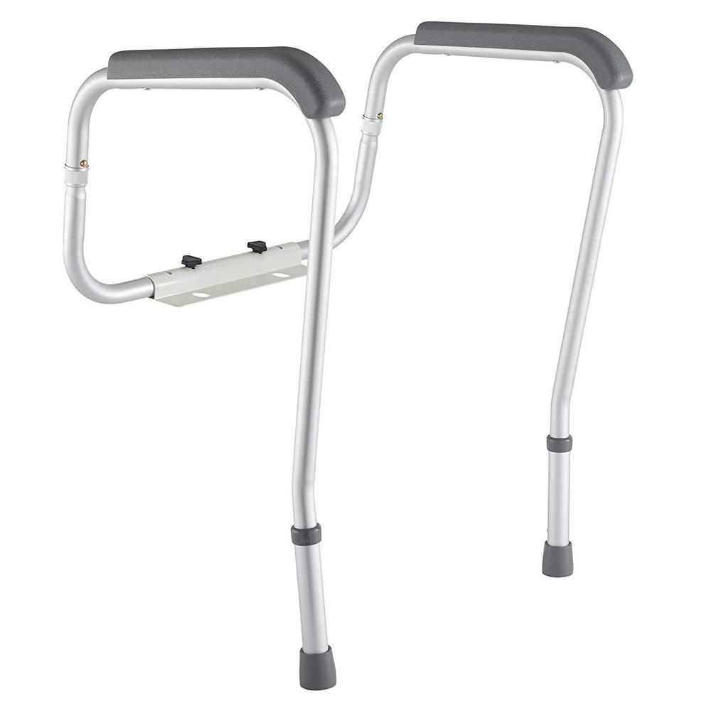 Bathroom Safety Rails Durable Adjustable Handles Rail Frame Elderly ...