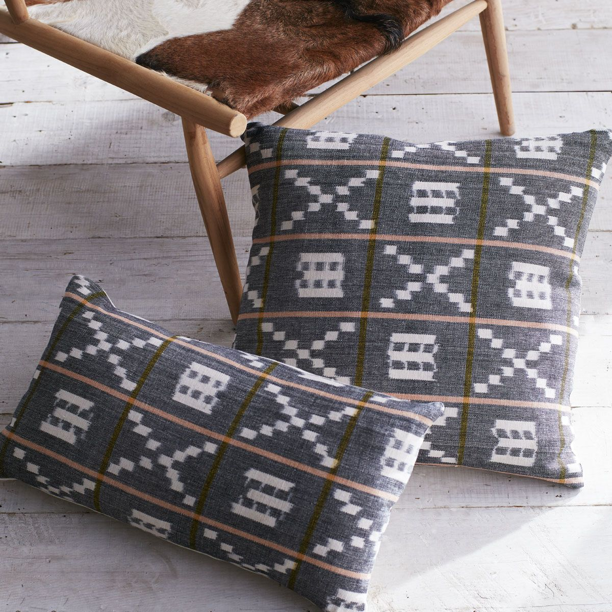 Gaia lyle pillow square pillows and products