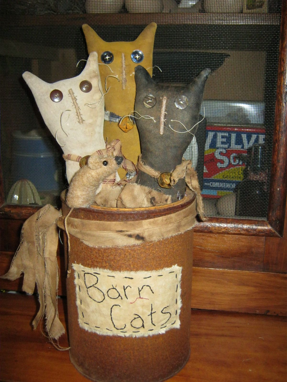 Barn Cats Crafts To Make Sell Fun Crafts Crafts