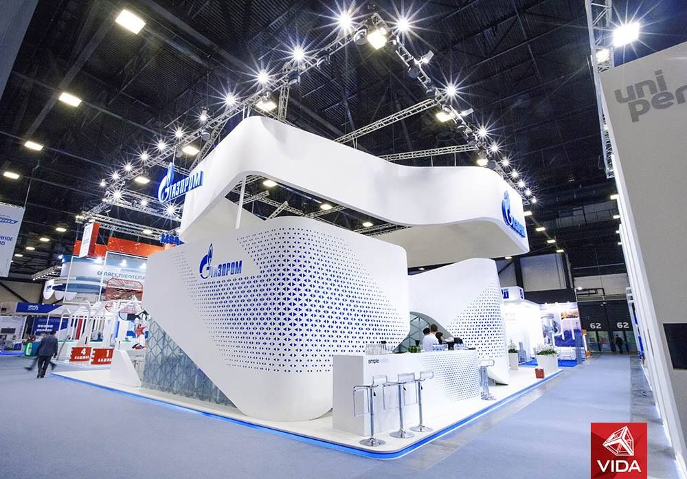 Arghavan expo stand design fabrication company for Fabrication stand