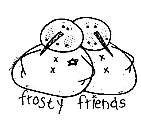 Free Winter Snowmen pattern   Embroidery   Pinterest   Navidad ...