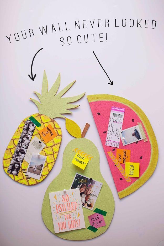 75 Best DIY Room Decor Ideas for Teens | Diy room decor, Creative ...