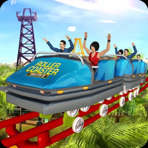 Roller Coaster Simulator v3 9 (Mod Apk Money) Feel and live