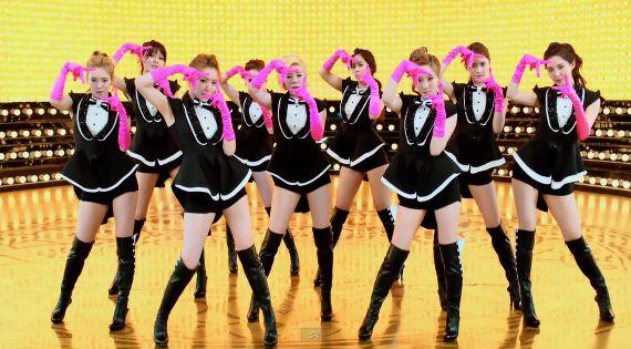 Girls Generation  Paparazzi