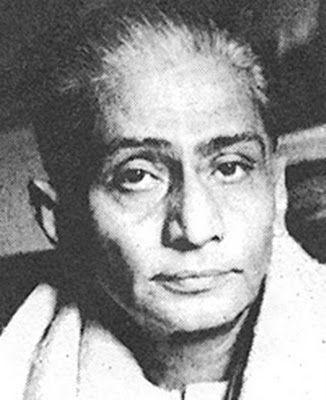Modern Bengali poet Amiya Chandra Chakravarty ( অমিয়