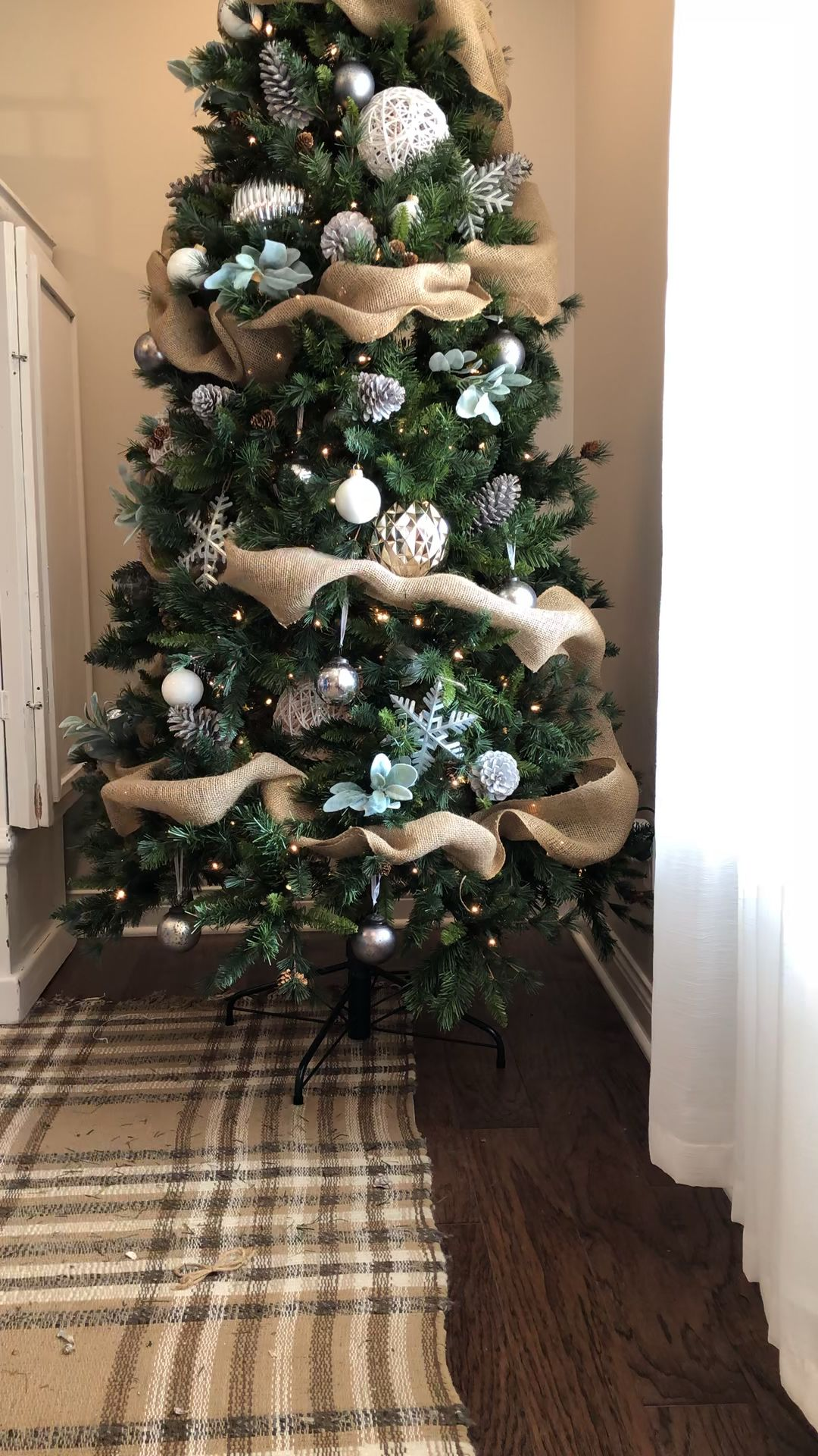 Photo of Country Christmas tree
