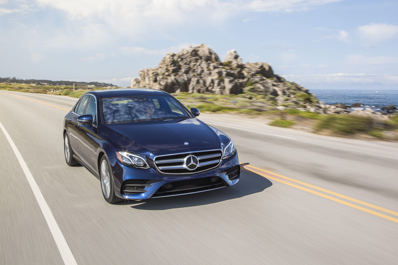 2017 mercedesbenz e300 review a very smart sedan