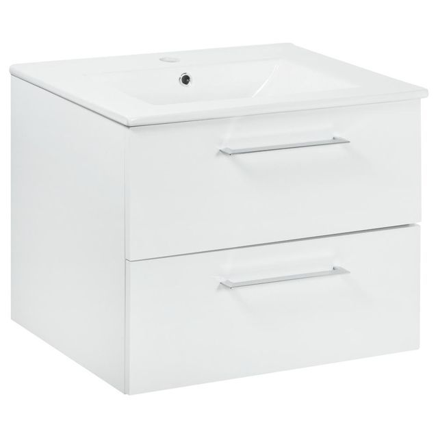Zestaw Szafka Z Umywalka Gabi 60 Cm Astor Za 295 Zl W Promocji W Leroy Merlin Do 14 03 Filing Cabinet Furniture Cabinet