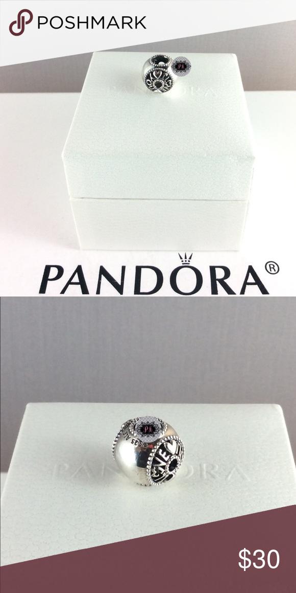 New Pandora Valentine 2018 Talk About Love Charm 100 Authentic Pandora 2018 Valentines Collect Pandora Jewelry Box Pandora Valentine Pandora Jewelry Bracelets