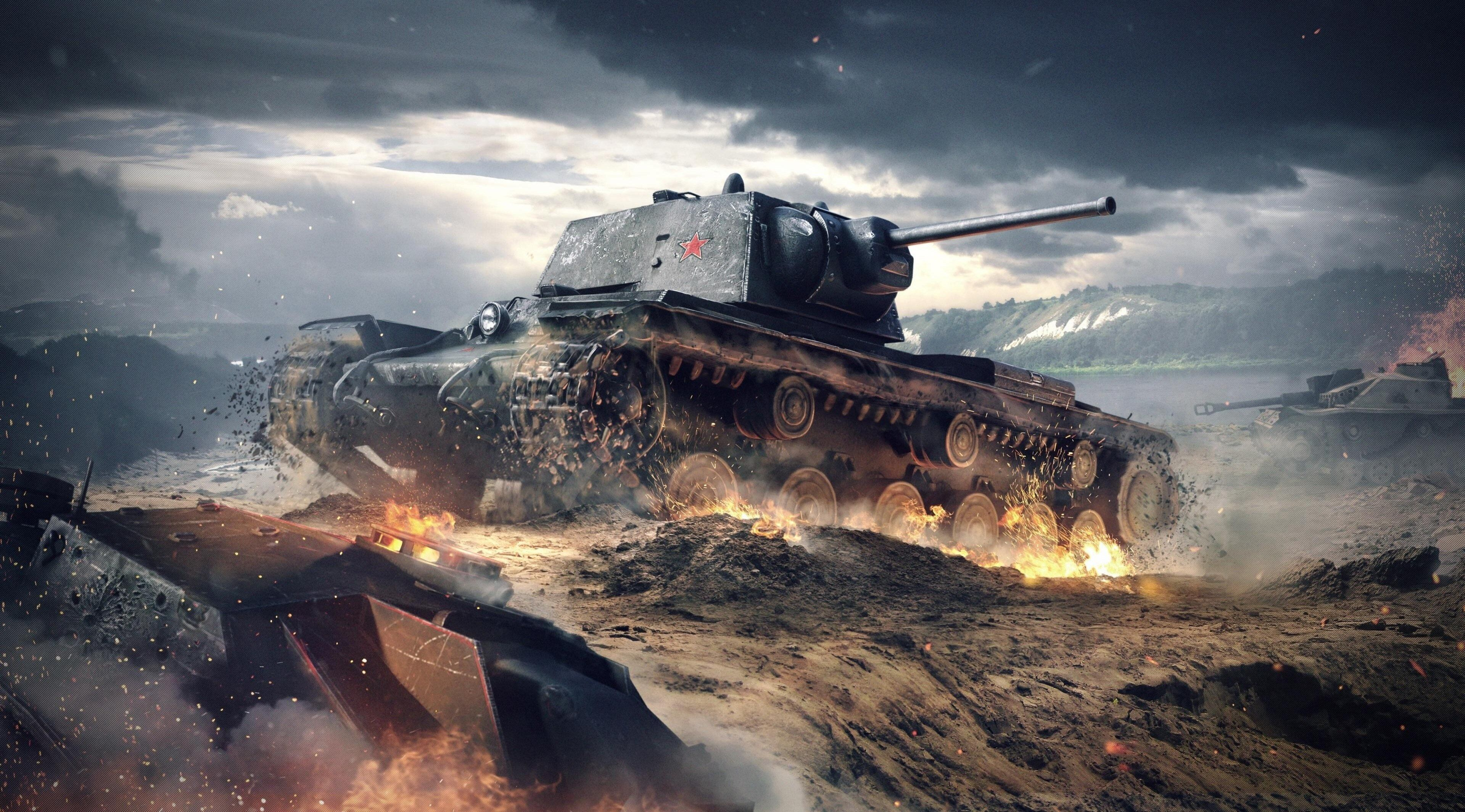3840x2130 world of tanks blitz 4k free download hd wallpaper