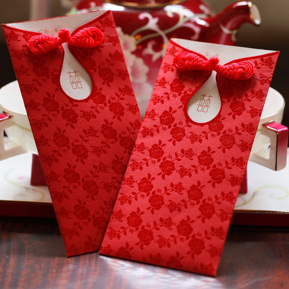 Red Envelope Marry Distance Bags Wedding Supplies China Wind Envelopes Gift Ideas Wallet Large Amount Of Money