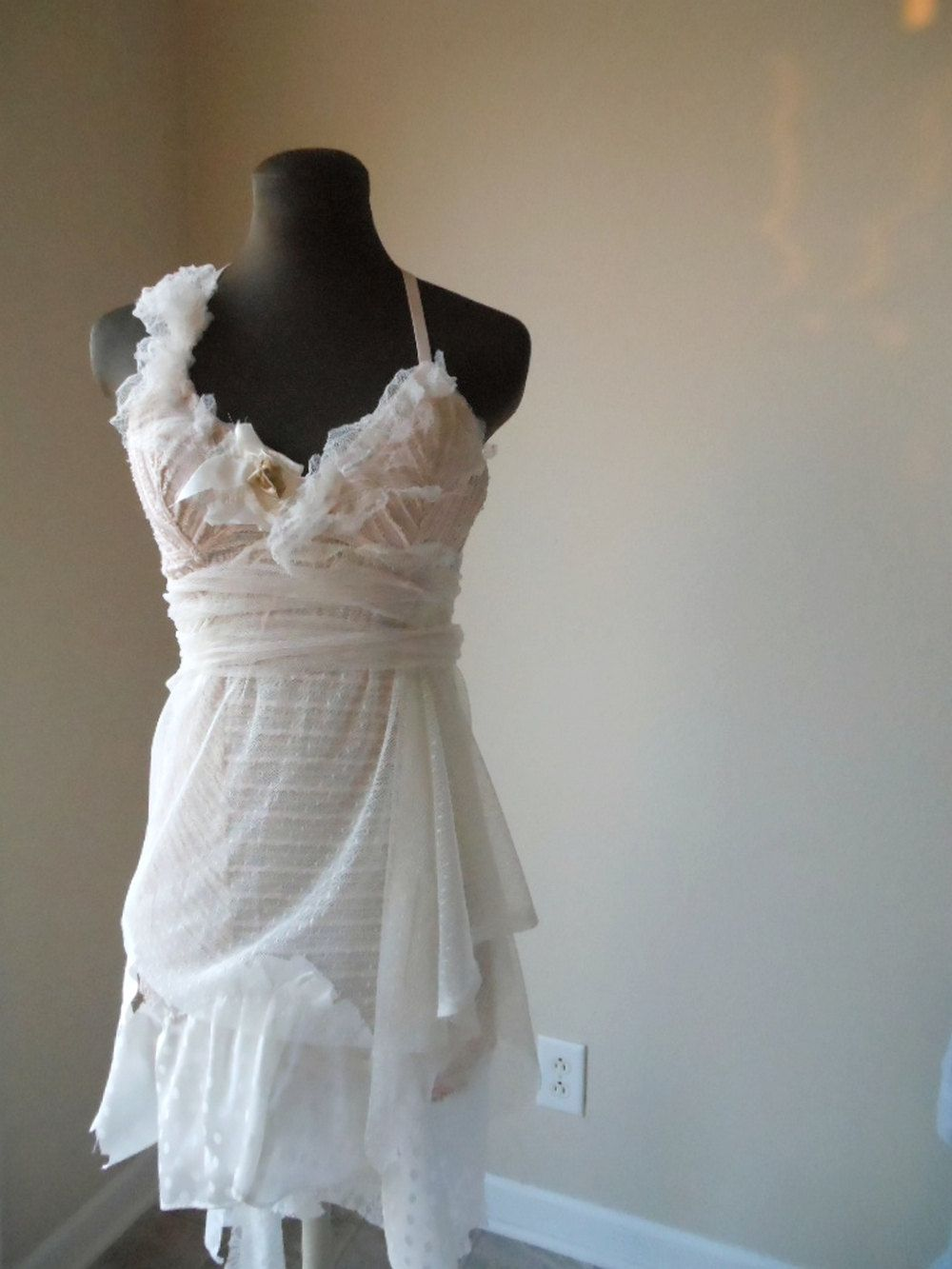 Country wedding dresses woodland wedding dress mori girl ethereal