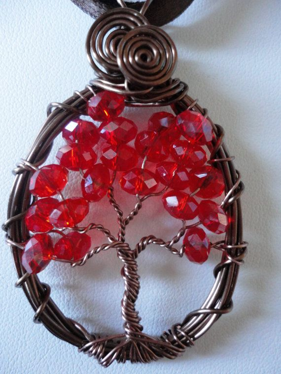 I'm so having my mother-in-law make me this... She's a bead and wire wizard...