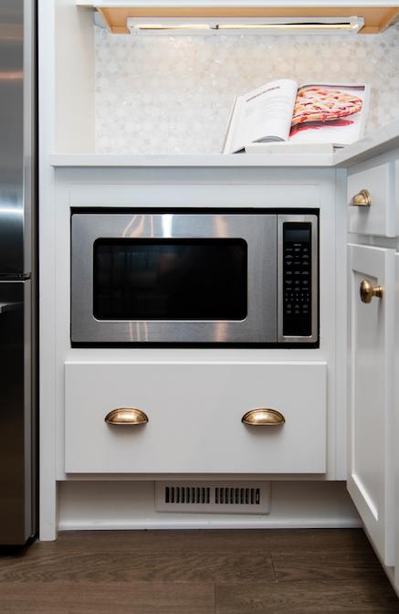 Fisher Paykel Microwave Trim Kit 518 Missy Jay