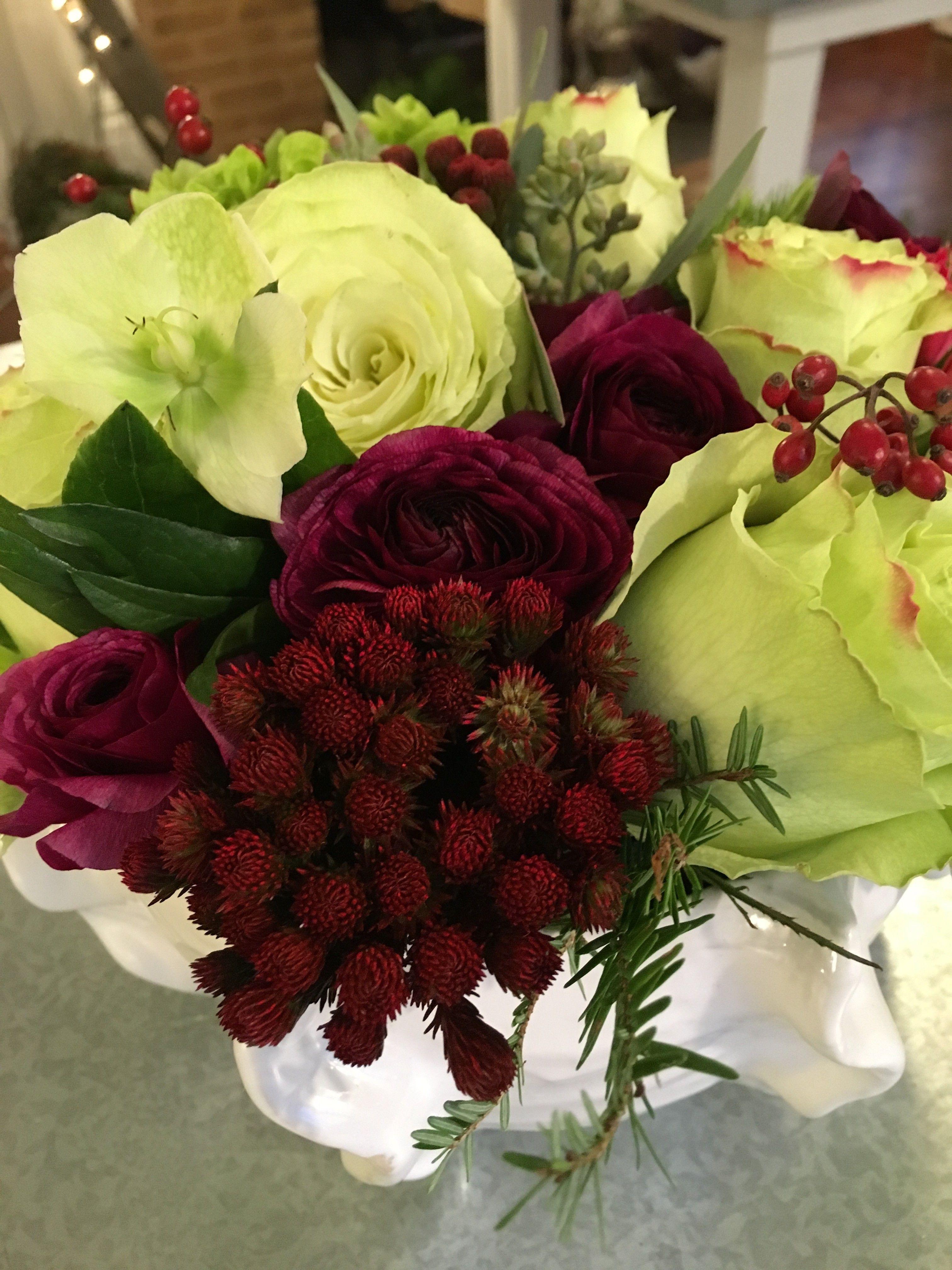 Amelia botanic fresh flowers