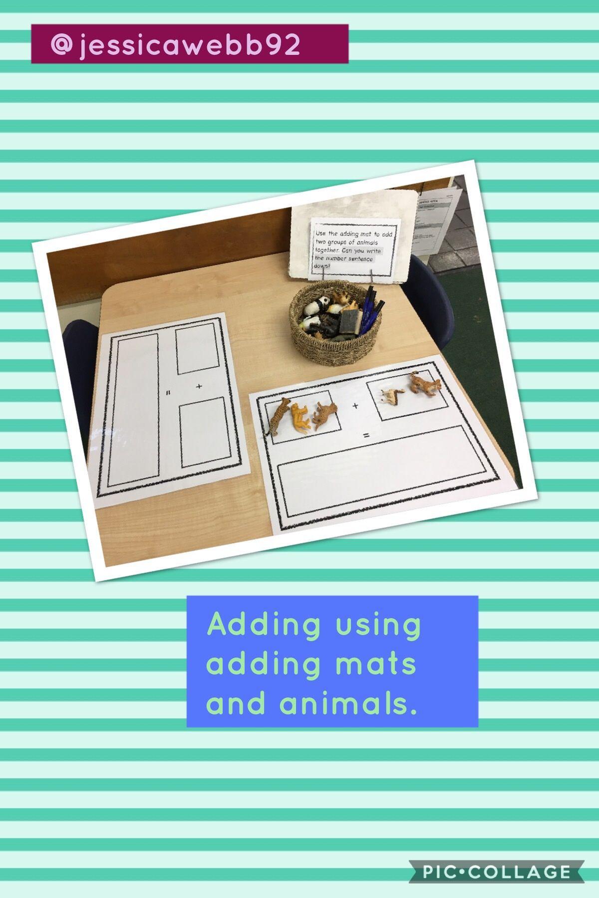 Adding Mats And Animals