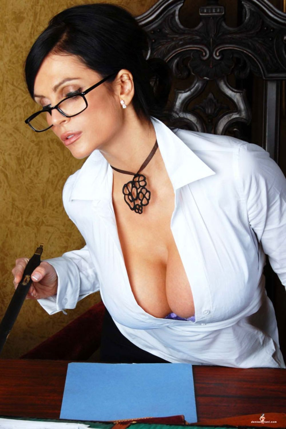 Lucie theodorova and office sexl