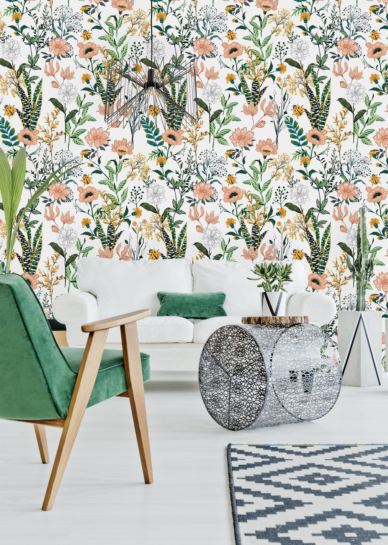 Removable Wallpaper Self Adhesive Wallpaper Beautiful