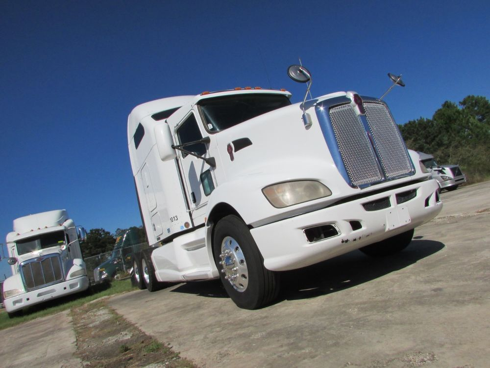 2010 Kenworth T660 w/Cummins ISX No Reserve 10 Semi Truck