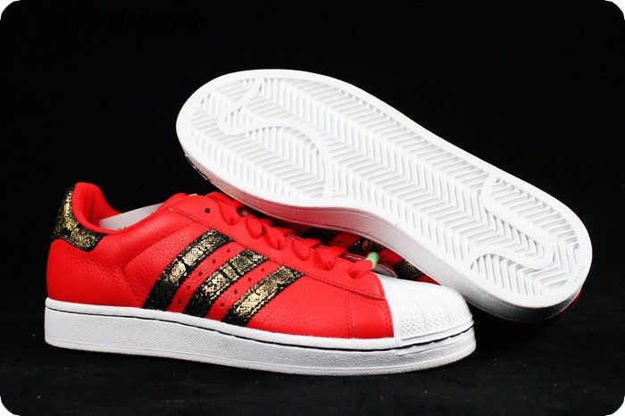 adidas Originals Superstar 80s GOLD Sneakers S82742 Caliroots