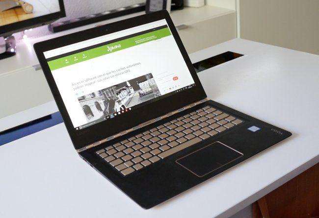 Lenovo Yoga 900S análisis: un convertible que apuesta por el diseño y la autonomía https://t.co/en4SmKClPK https://t.co/99LcyhjEZg #CPMX8