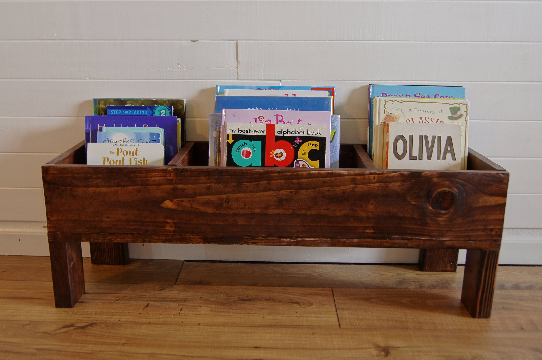 Nursery book shelf kids bookcase wood bookcase kids storage