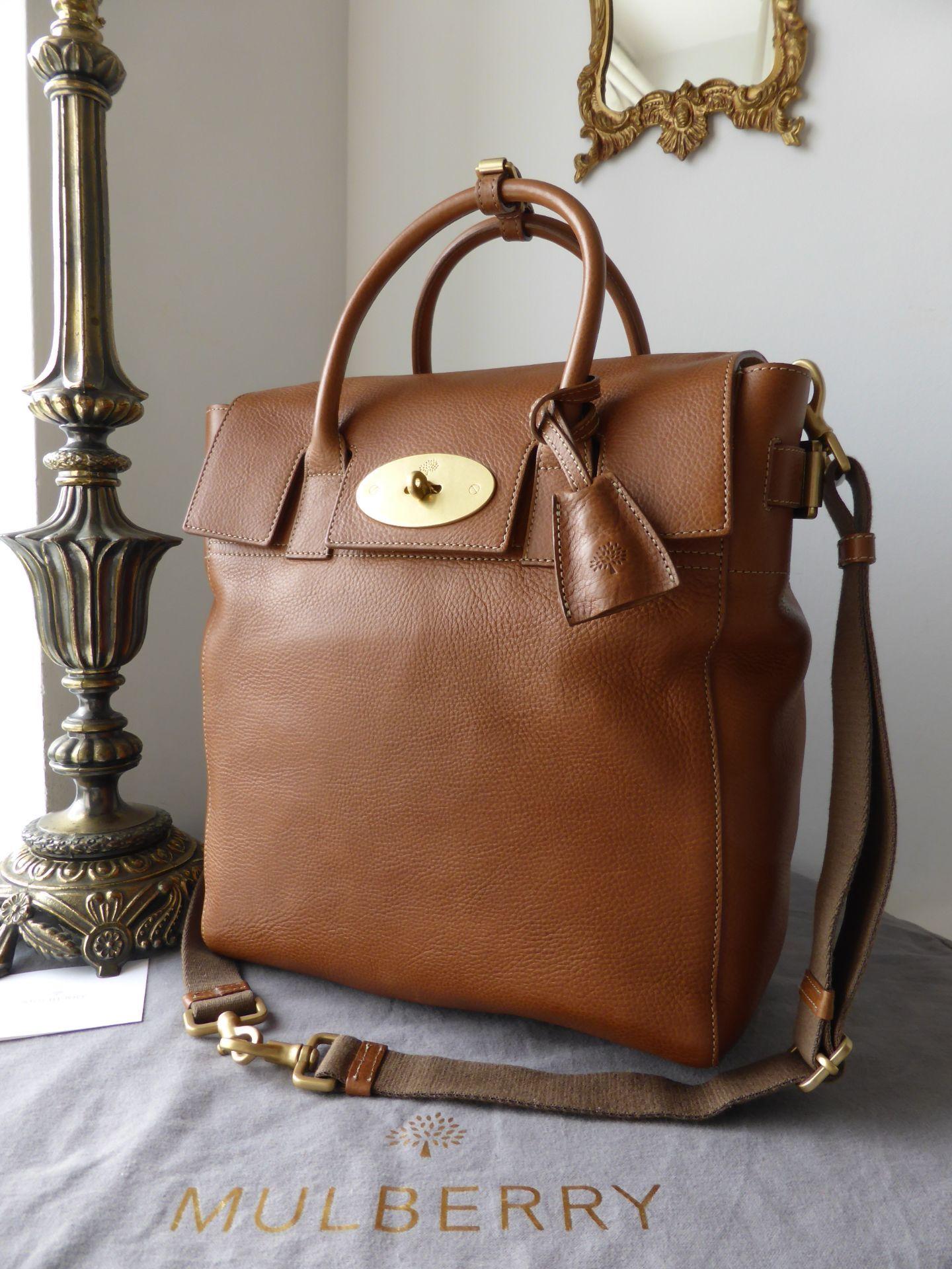 ac6b896736 Mulberry Cara Delevingne Large Bag in Oak Natural Leather  gt  https   www