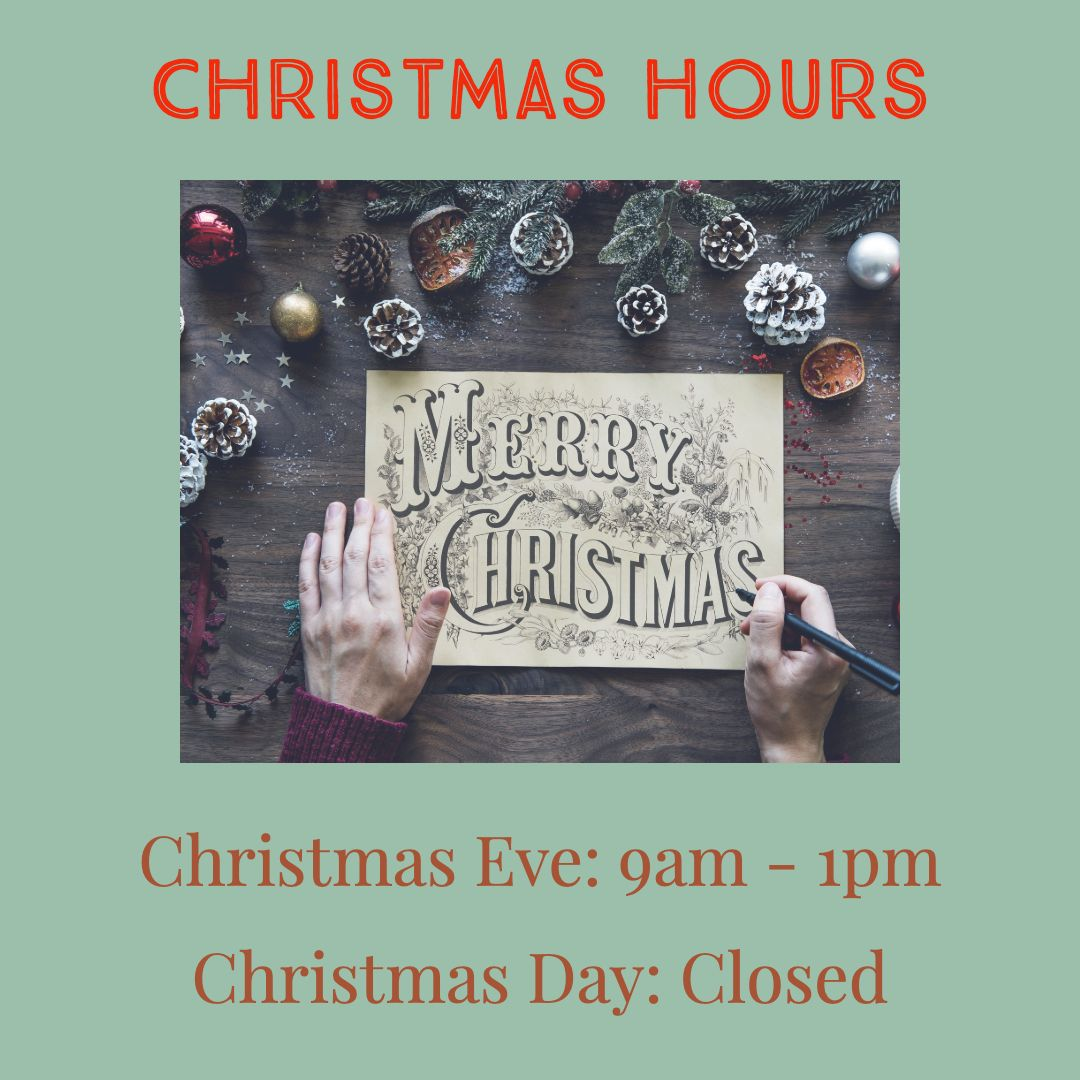 Merry Christmas from #DowFurniture! We are closing at 1pm ...