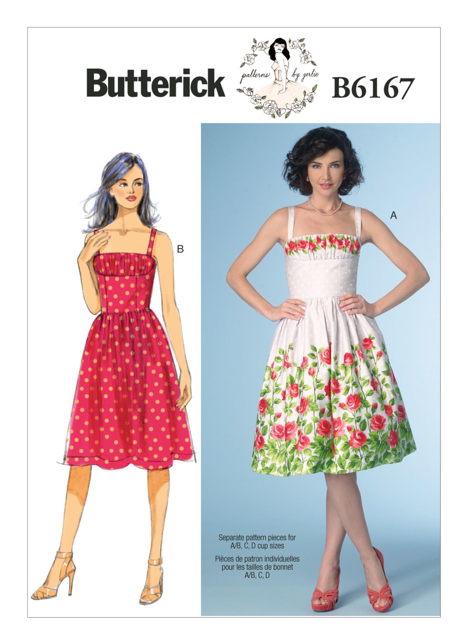 B6167 | Butterick Patterns | Imma do This Myself | Pinterest ...