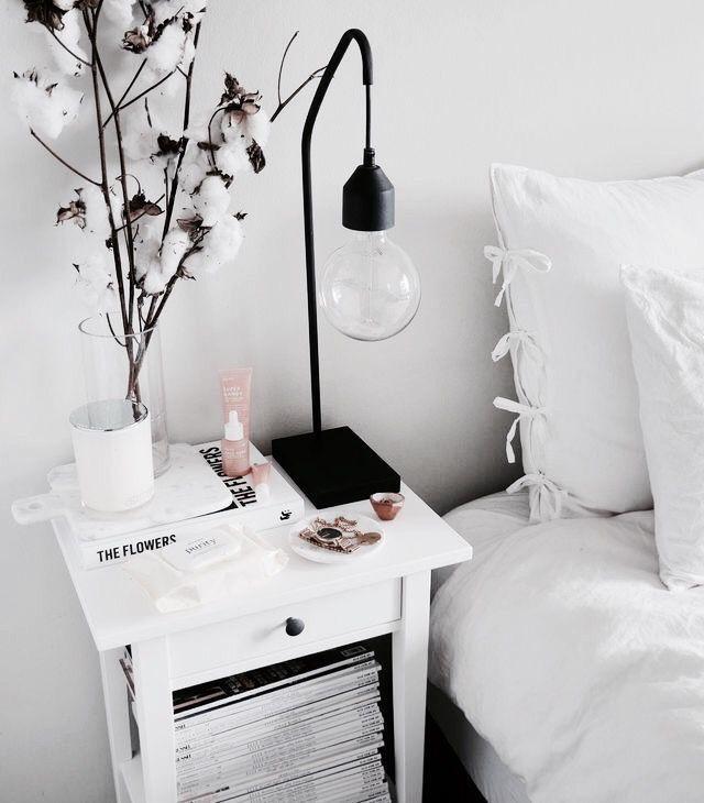 42 Stylish Nightstand Decor Ideas