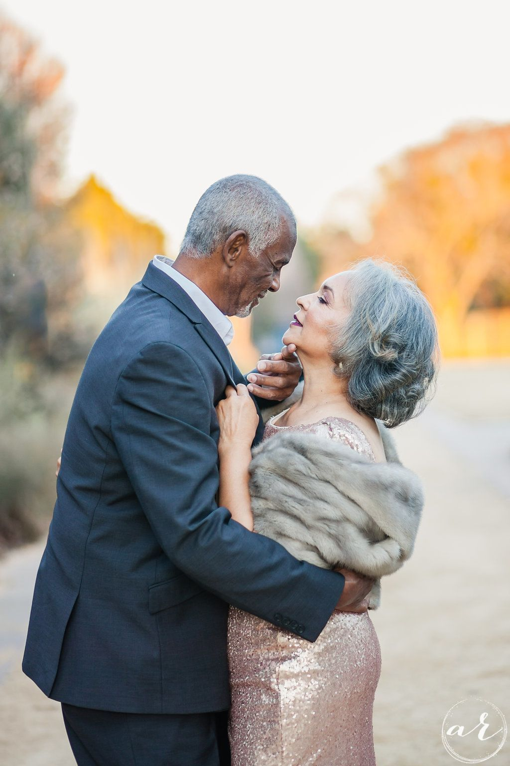 Couple married for 47 years goes viral with glam photo