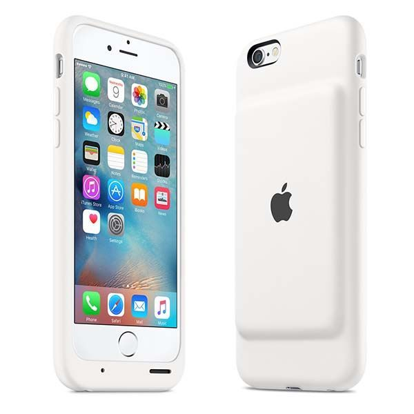 san francisco c3bef 97cdc Apple iPhone 6s Smart Battery Case with Built-in Antenna | Phone ...