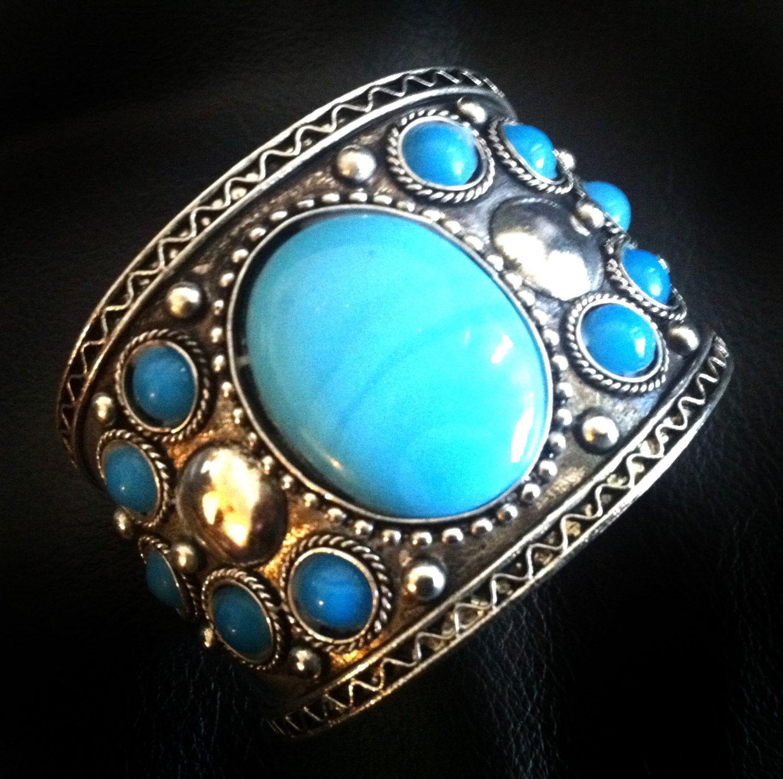 Turquoise Cuff