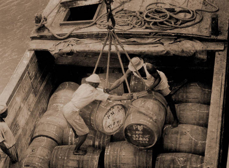 Barbados rum by Thirsty on Barbados Rum Culture Rum