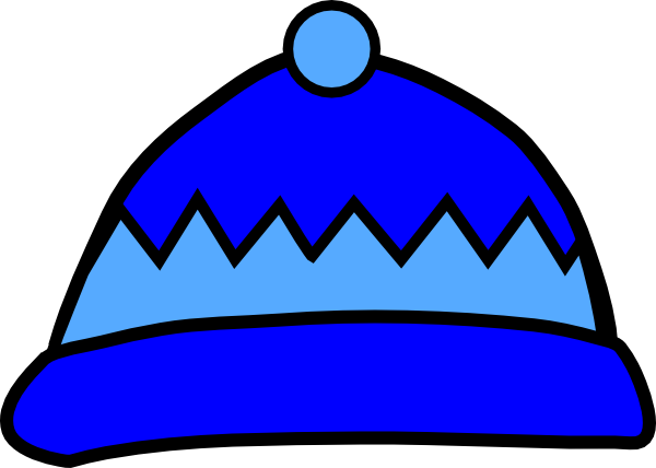 winter hat blue pinterest clip art rh pinterest com winter hat and scarf clipart green winter hat clipart