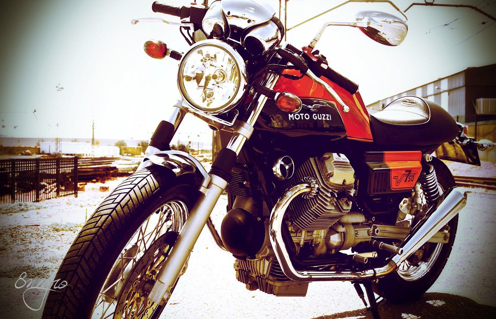 Moto Guzzi V7 Moto Guzzi Motorcycle Cb350