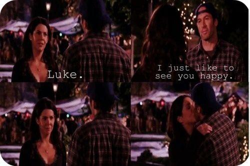 Gilmore girls lesbian kiss think, that