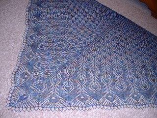 OceanKnitter: Lace and Linen