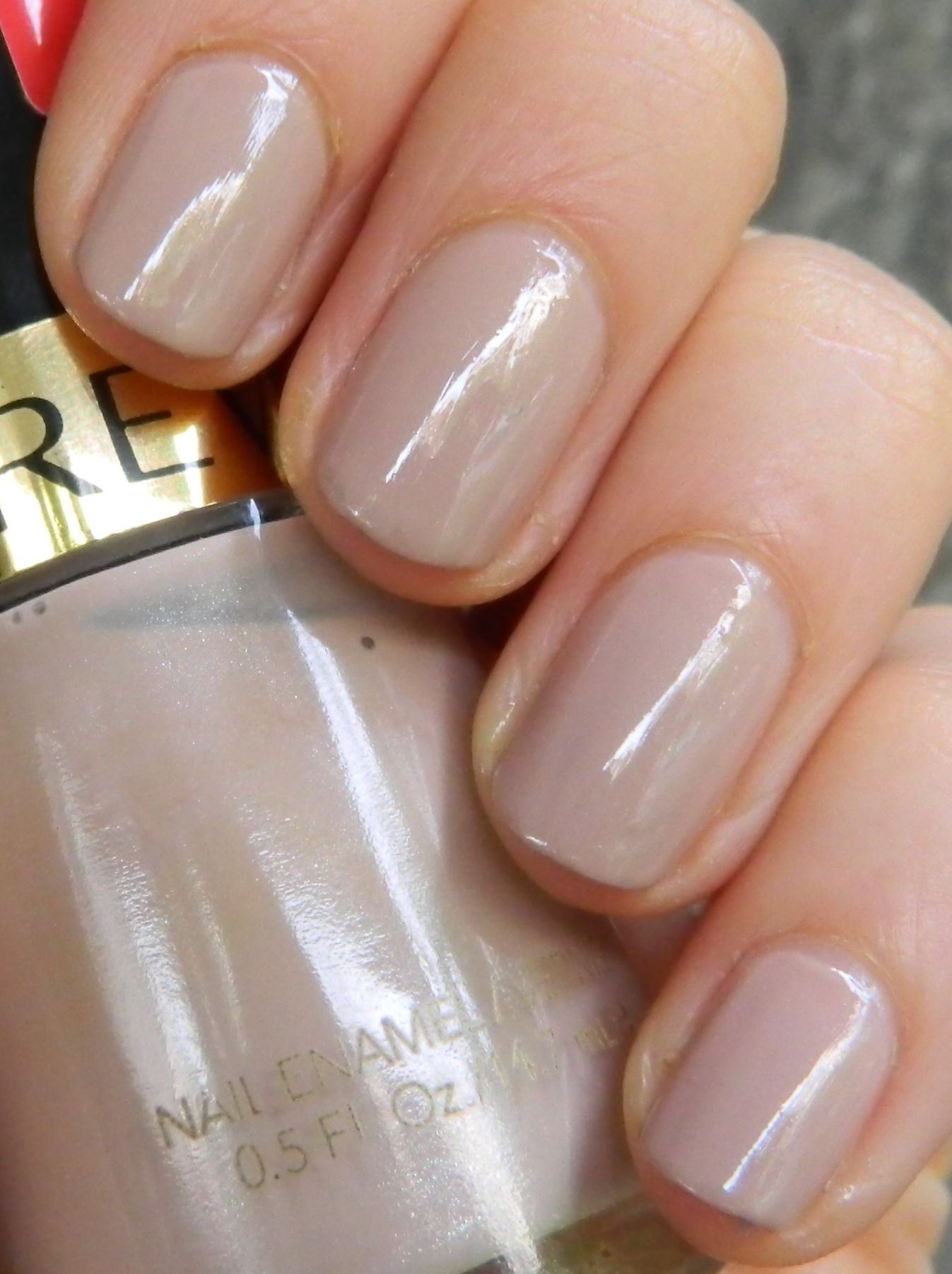 Revlon Gray Suede: Dupe for Chanel Frenzy? | Makeup & nail dupes ...