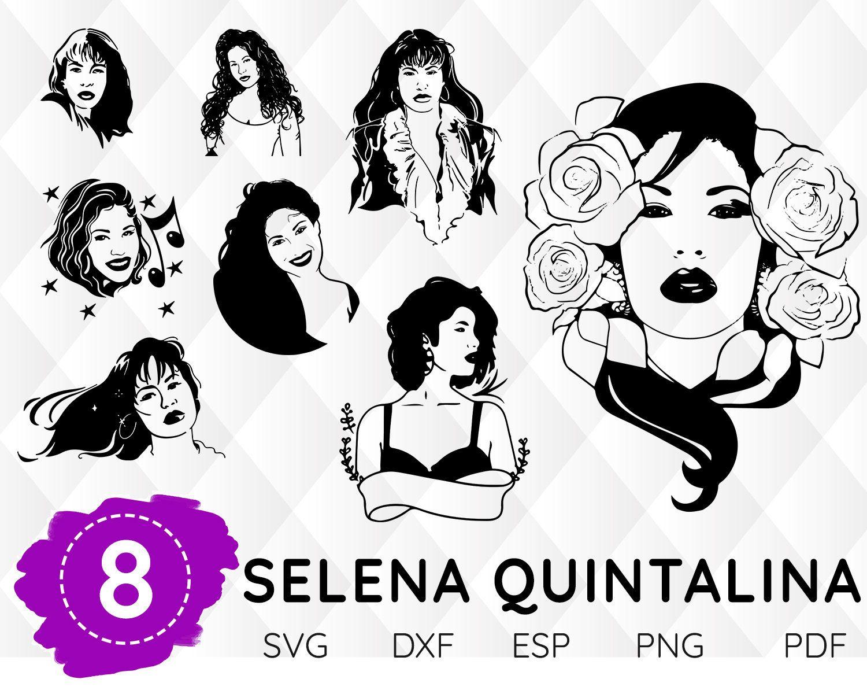 Selena Quintanilla Svg Selena Quintanilla Silhouette Selena Quintanilla Clipart Selena Quintan Cricut Explore Projects Cricut Projects Vinyl Selena Pictures