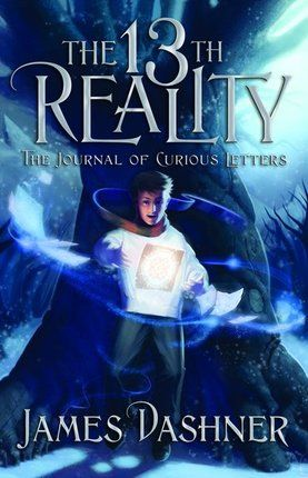 13th Reality. Reading it right now! AWESOME!!