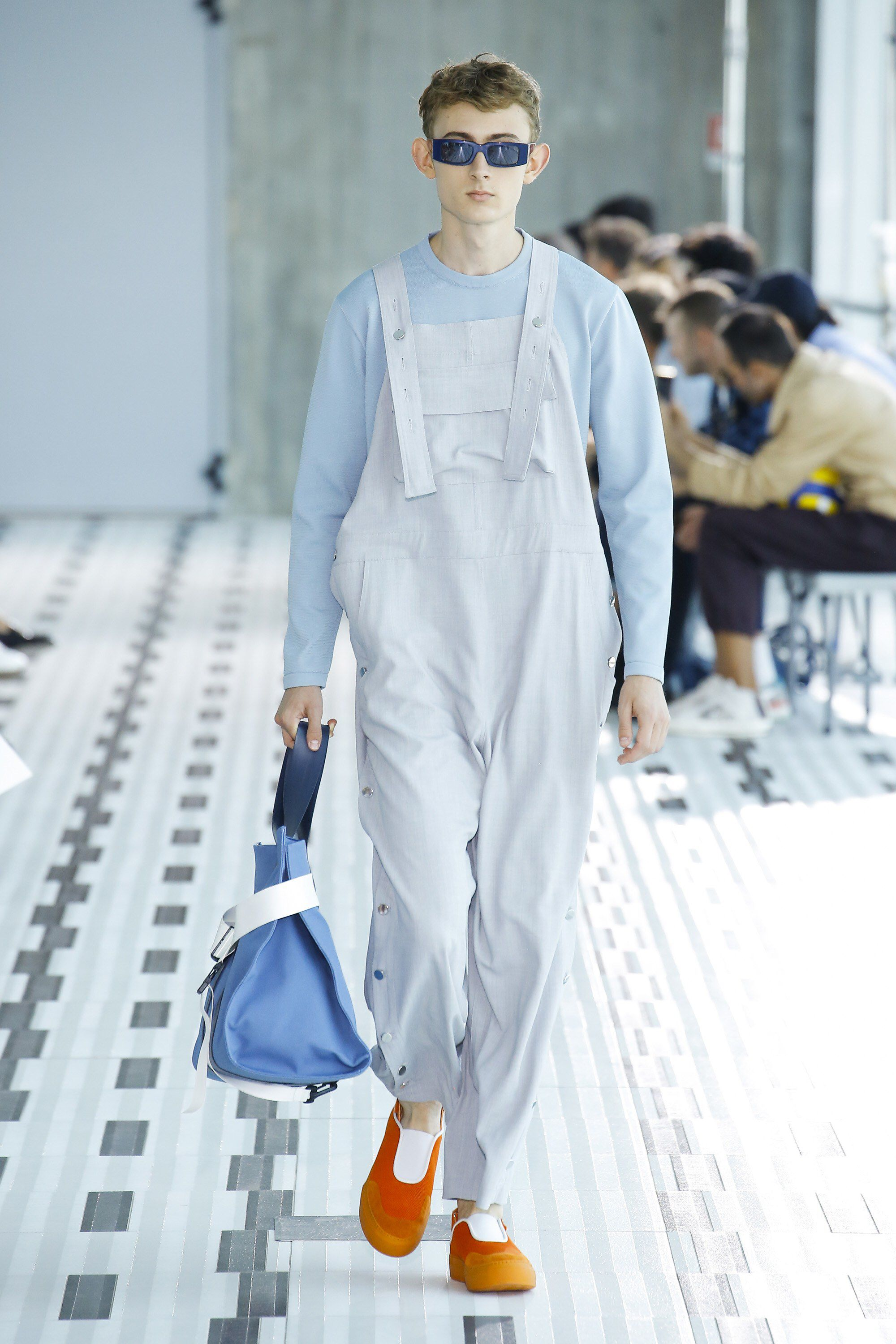 aa1e98c7641b Sunnei Spring 2019 Menswear Fashion Show Collection  See the complete Sunnei  Spring 2019 Menswear collection