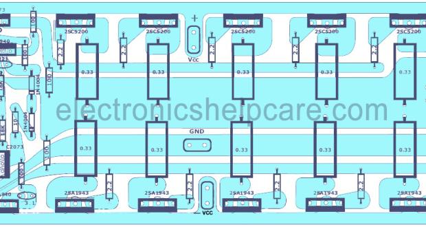 1000 Watts amplifier circuit diagram pdf | 21/3/2019 in 2019