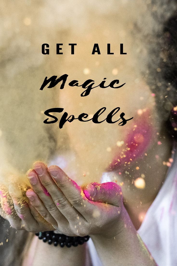 Discover the truth about amazing real magic spells that