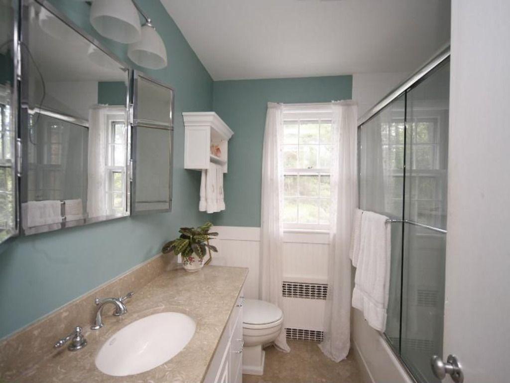 Great Cottage Full Bathroom Small Bathroom Remodel Small Bathroom Long Narrow Bathroom