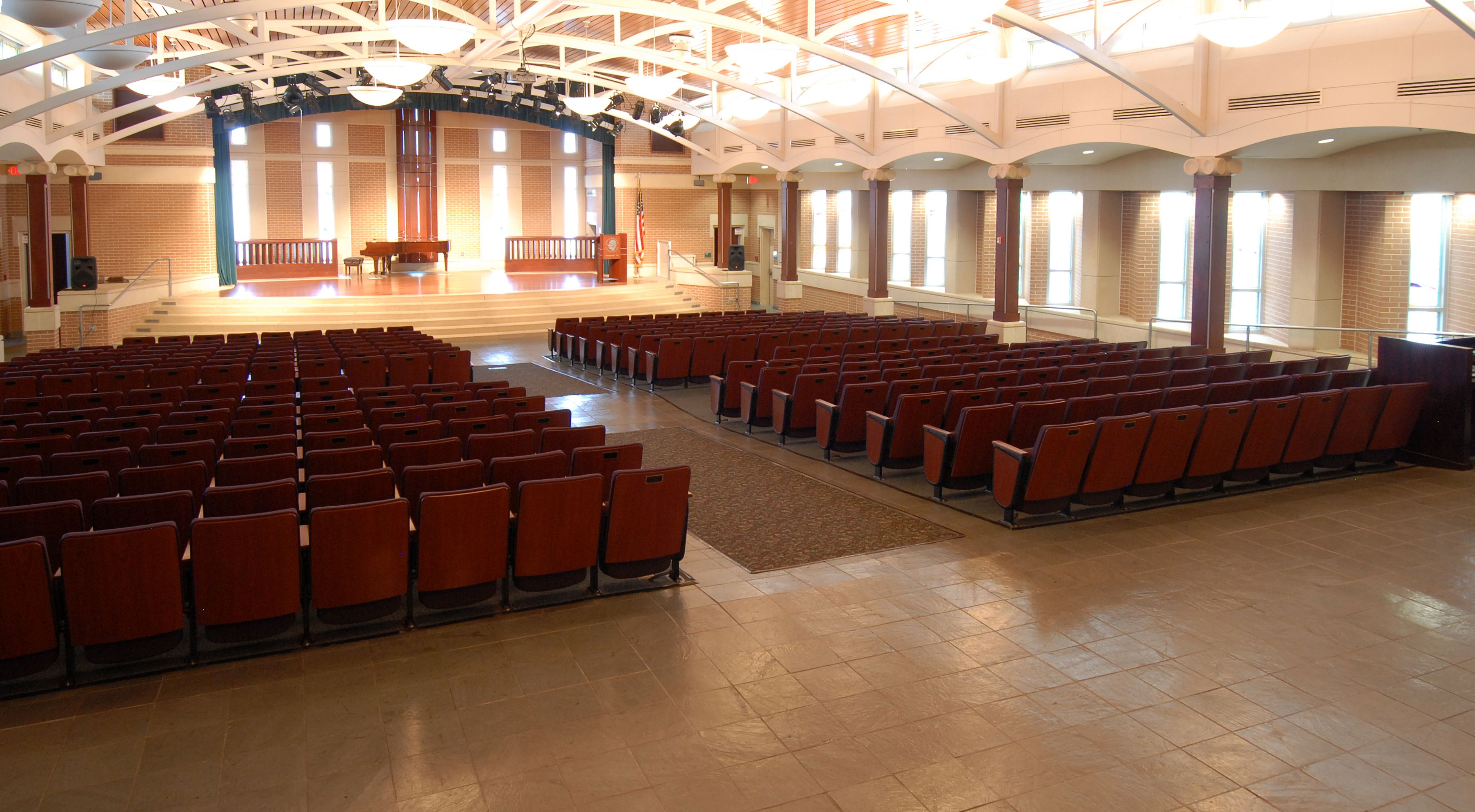 The Jones Center Chapel in Springdale, AR Northwest